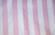 COVINGTON AWNING STRIPE PINK COLORWAY