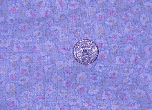 From England Pure Cotton Pastel Floral Poplin