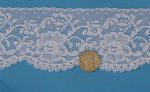 DOLL HEIRLOOM SEWING ENGLISH NOTTINGHAM LACE EDGE IDEAL FOR COLLARS